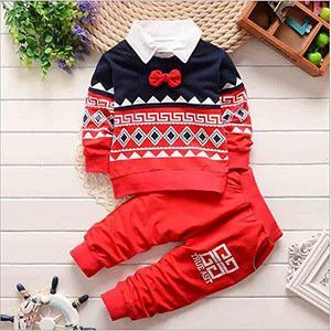 Fall and winter kids clothes