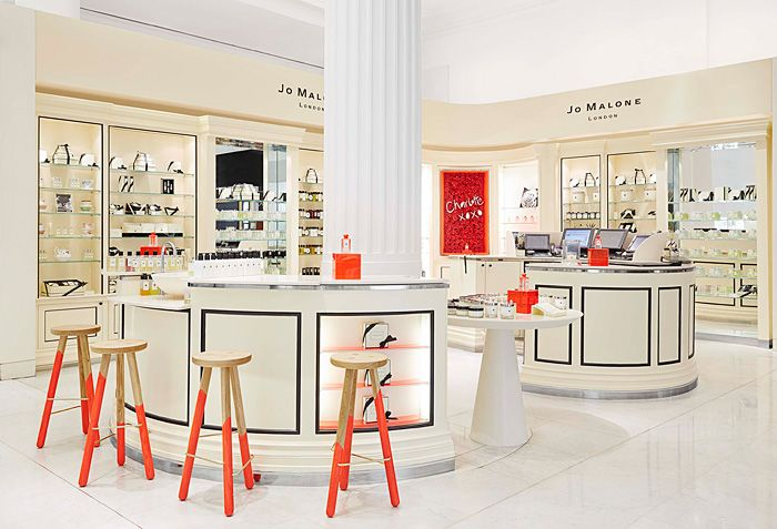 Pin By Deanna Pavlov On Tattoos: Charlotte's Corner For Jo Malone At Selfridges. Including