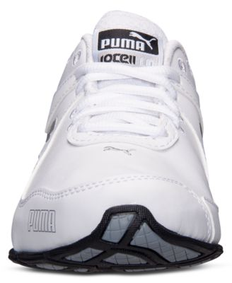 Puma Women s Cell Riaze Sl Running Sneakers from Finish Line - White 8 dc74df696