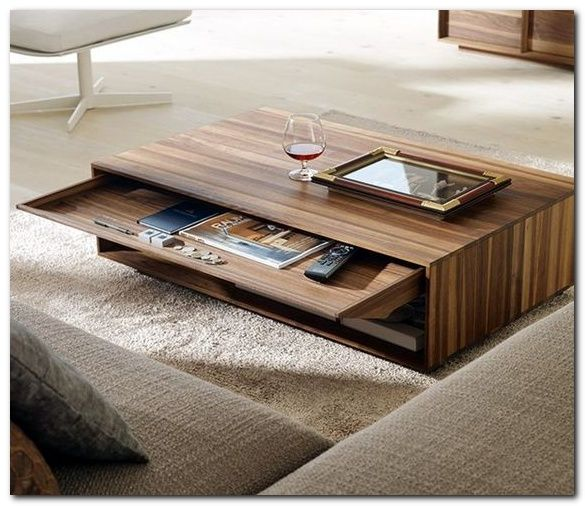 50 Incredible Coffee Table Design You Should Have Contemporary