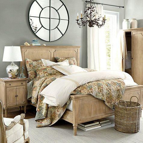 Schlafzimmer · Isabella Bed From Ballard Designs