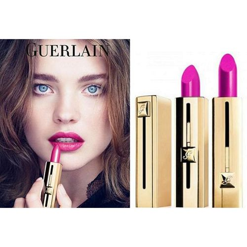 Guerlain Rouge Automatique n.120 coque d'or