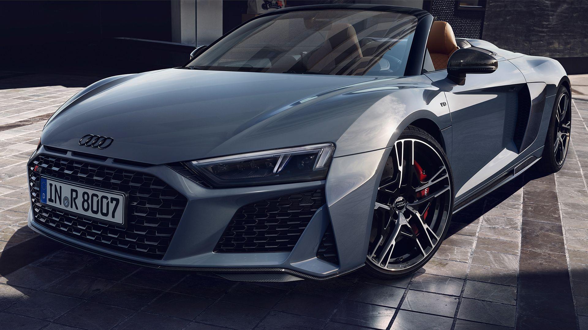 Audi R8 V10 Spyder Nel 2020 Audi Tt Audi R8 Audi A1