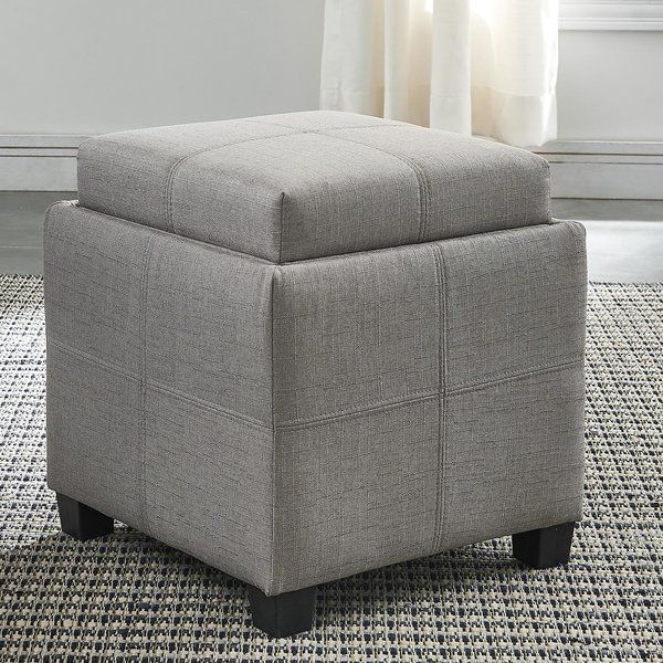 Awesome Pimentel Storage Ottoman Ottomans Ottoman Fabric Alphanode Cool Chair Designs And Ideas Alphanodeonline