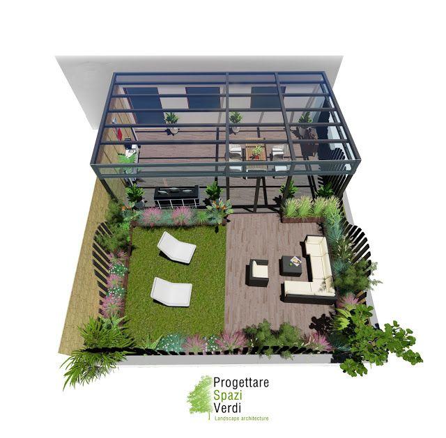 Idee creative per arredare il tuo giardino e terrazzo! Mille ...
