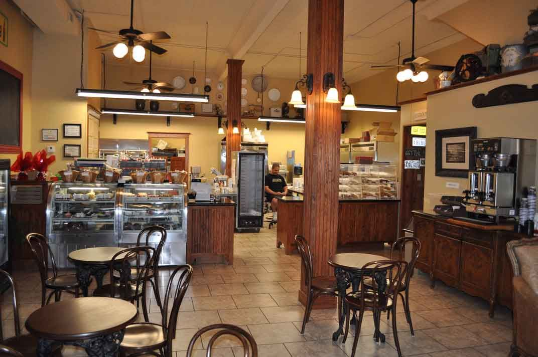 Bakery Ideas Cafe Interior Bakery Design As The Appetite Old