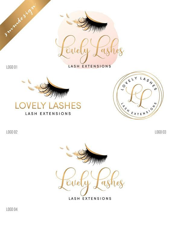 12666800c56 Lashes logo, beauty logo, Feather logo, Logo design, Eyelash logo, makeup  logo design Makeup artist