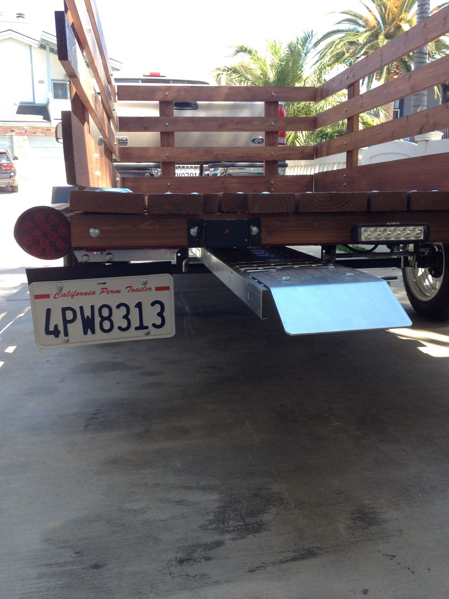 Utility Trailer for Sale (So Cal Orange County Craigslist ...