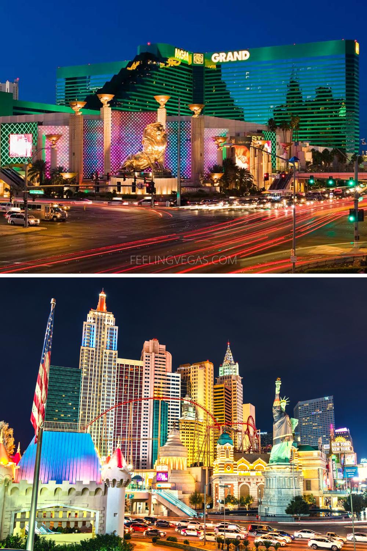 The Biggest Hotel In Las Vegas With The Most Rooms Is Feeling Vegas Las Vegas Trip Las Vegas Resorts Las Vegas Hotels