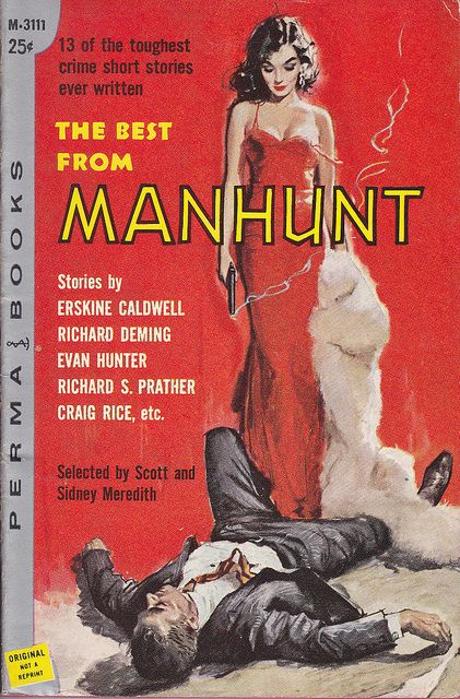 The Best From Manhunt by Biff Bang Pow, via Flickr