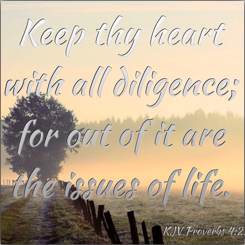 Kjv Verse Proverbs 4 2