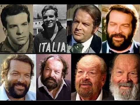 Bud Spencer,Just a Good Boy...performed by Oliver Onions #hollywoodlegends