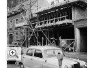 1957 - Neubau in der Ursulinerstraße 3-5