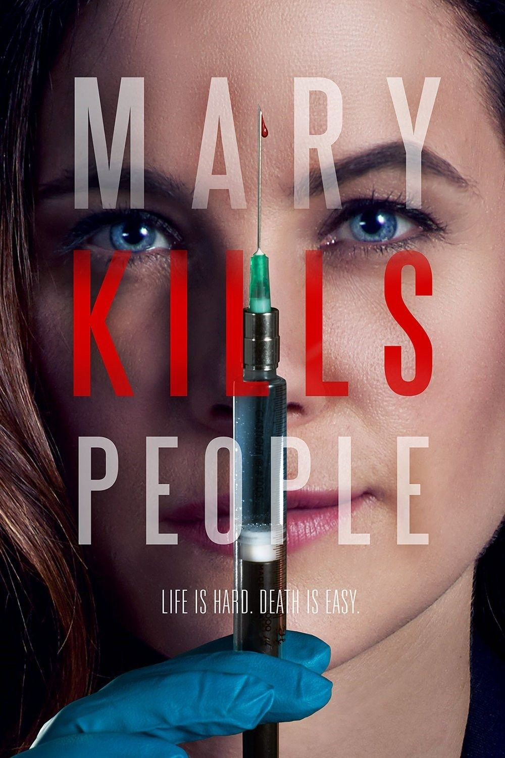 Mary Kills People Poster   Posters   Pinterest
