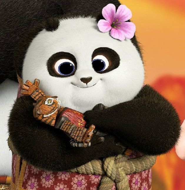 Lei Lei The Cutest And Adorable Little Panda Baby Kung Fu Panda