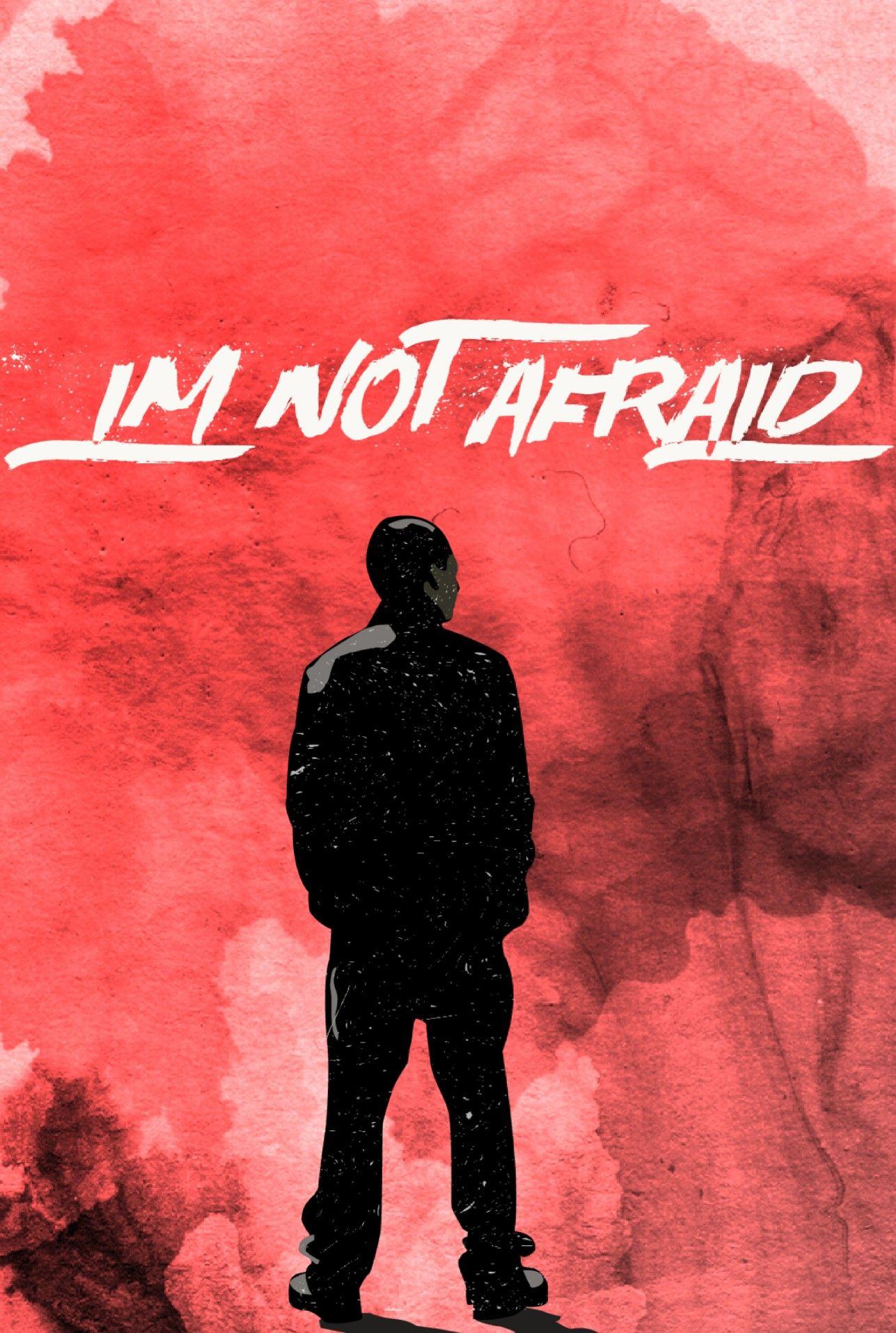 Eminem Album Cover Not Afraid