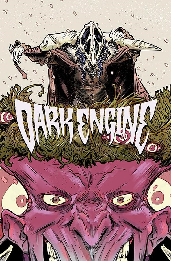 Preview of Dark Engine Vol. 1: The Art of Destruction (Image)