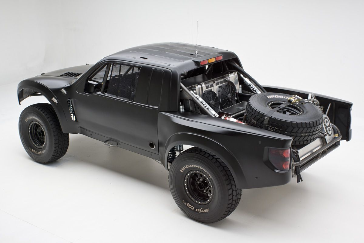 403 Forbidden Trophy Truck Raptor Truck Trucks