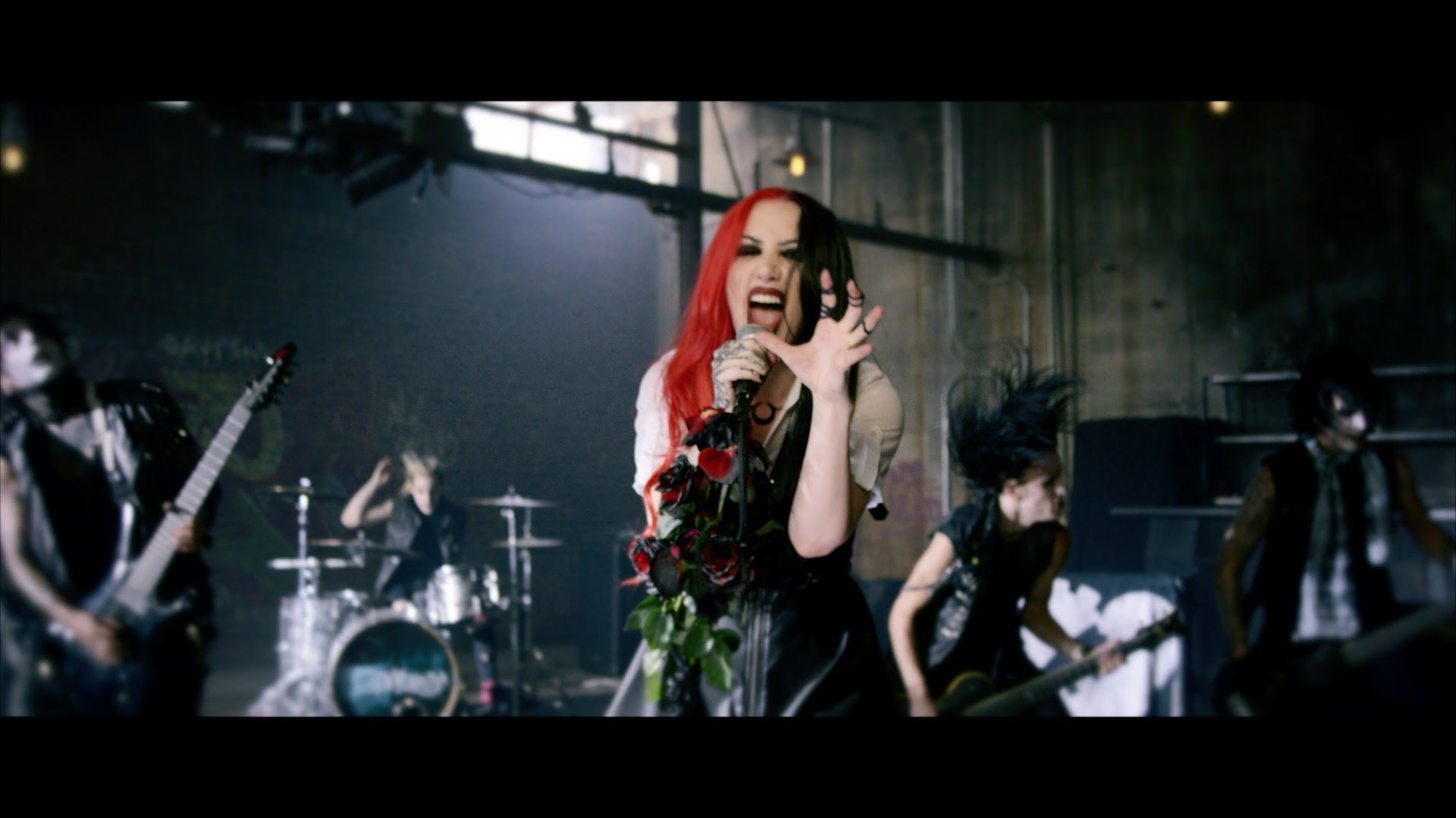 New Years Day Kill or Be Killed (Official Music Video) I