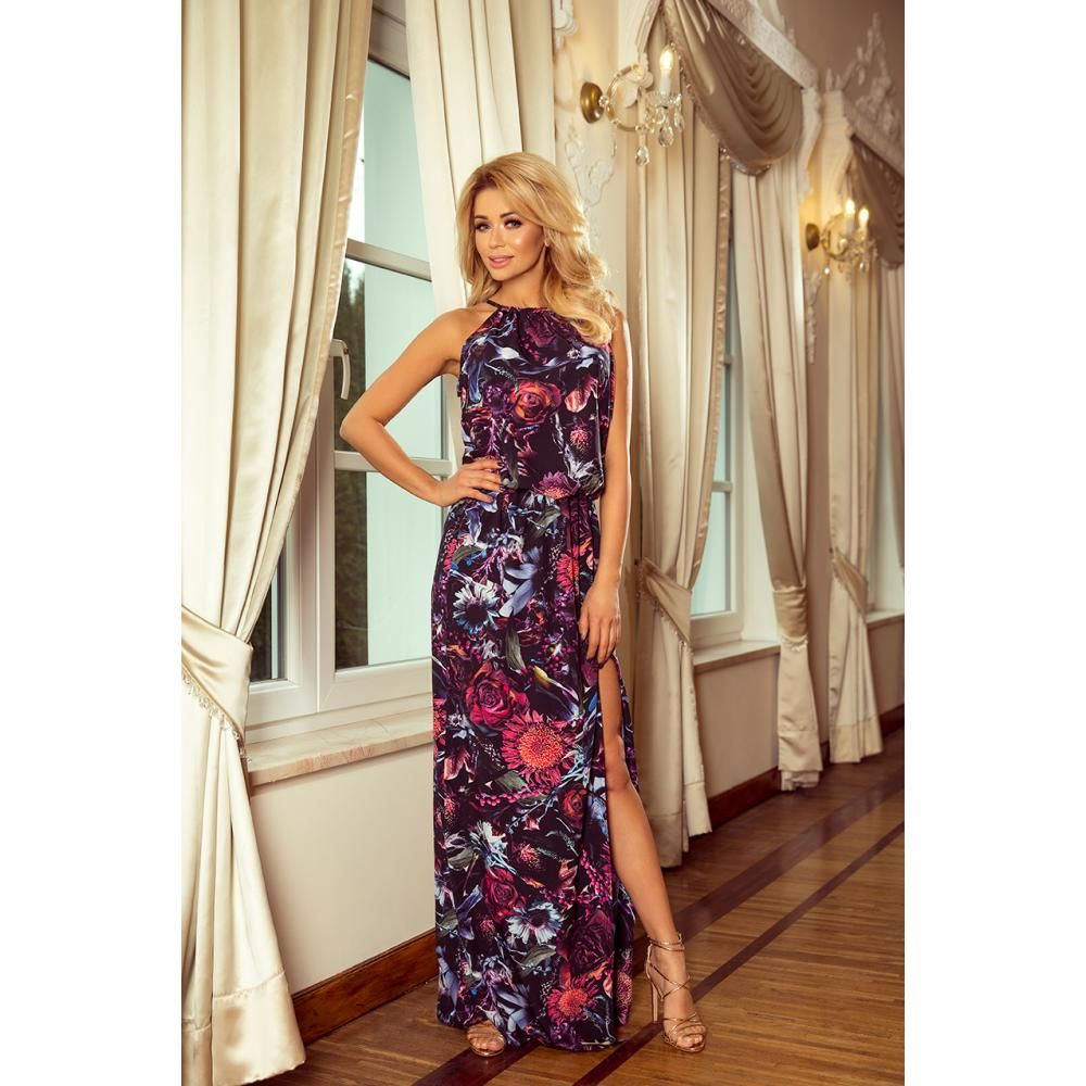 2f2e0d67af Formal Maxi Dress Numoco 191-1