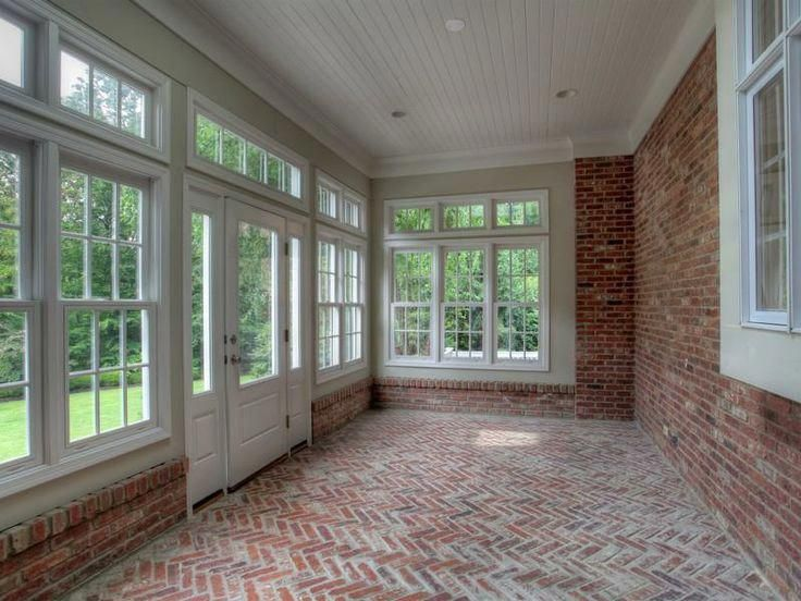 Image result for mudroom ideas wall of windows # ... on Closed Patio Design id=71418