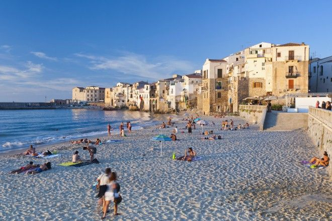 Top 20 Beaches In Italy