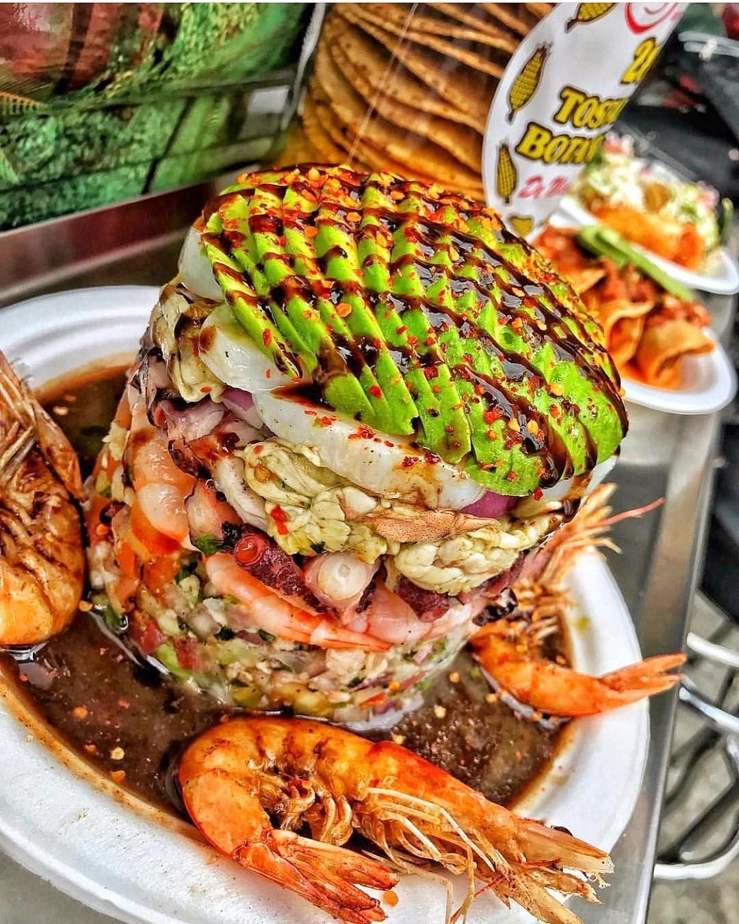 Mariscos Monday Take A Moment To Admire This Perfectly