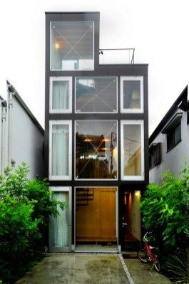 Modern And Cool Shipping Container Guest House (30… Leben im ...
