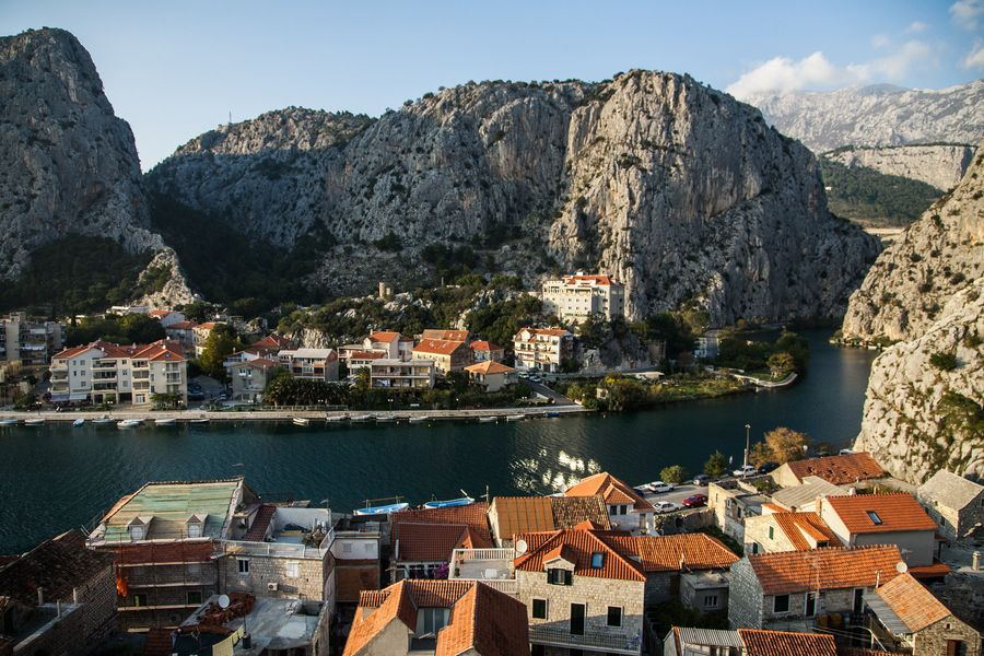 Omis, Croatia (With images) Eastern europe travel