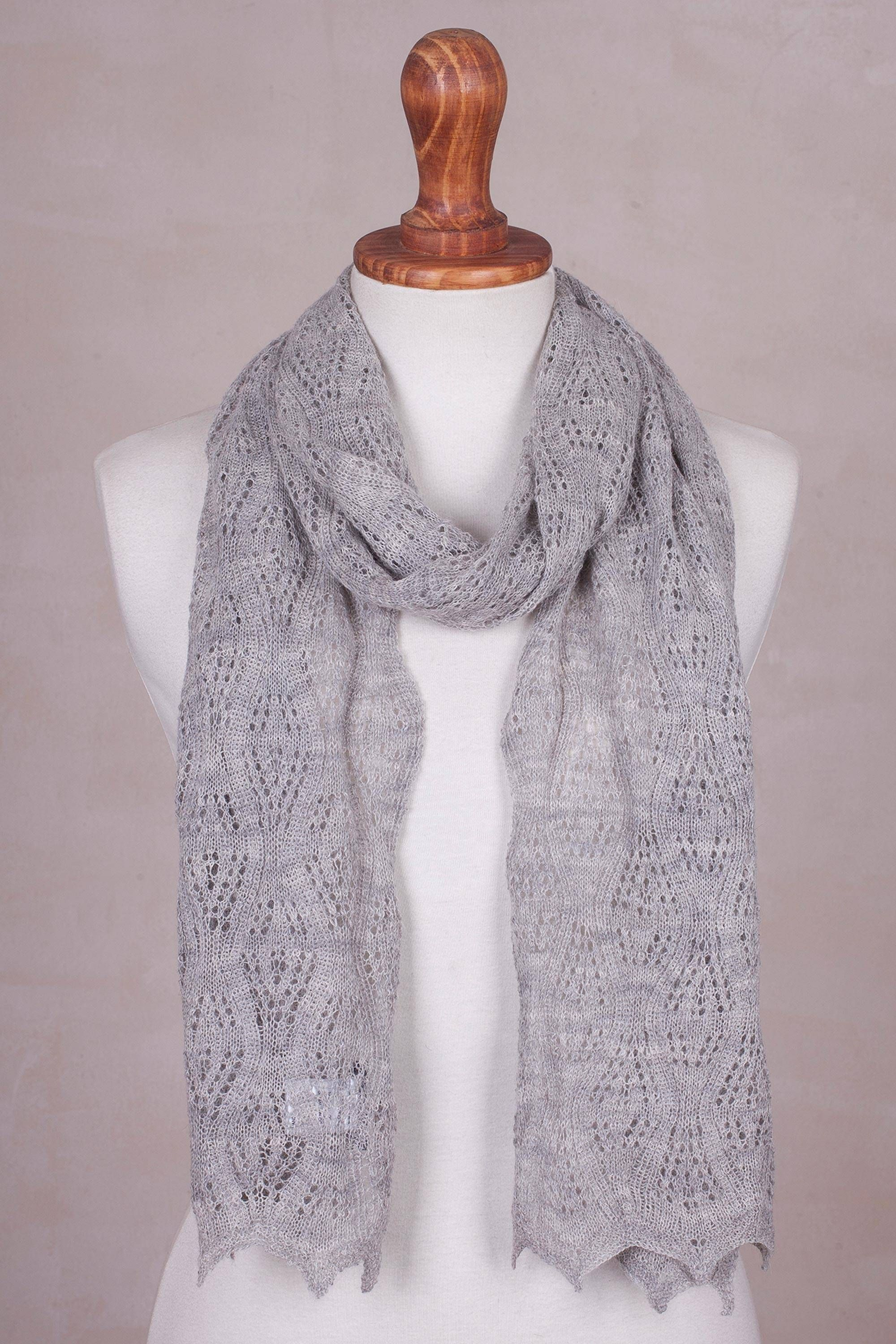 100 Baby Alpaca Scarf Style And Harmony In Dove Grey Sponsored Alpaca Sponsored Scarf Baby Dove Baby Alpaca Scarf Alpaca Scarf Baby Alpaca