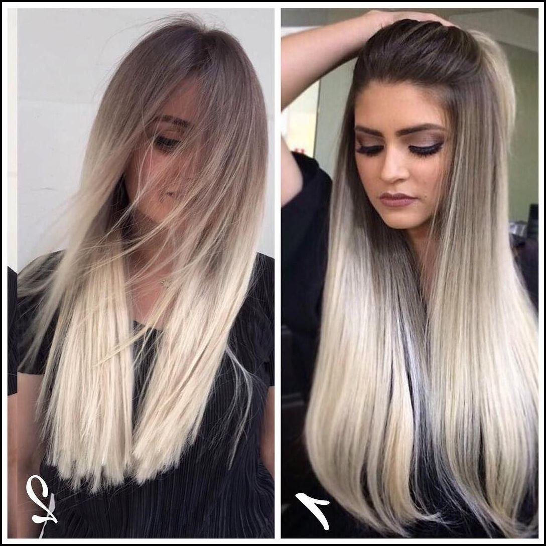 Frisuren mit Haaren Blond Haarfarben  Haarschnitt lang, Frisuren