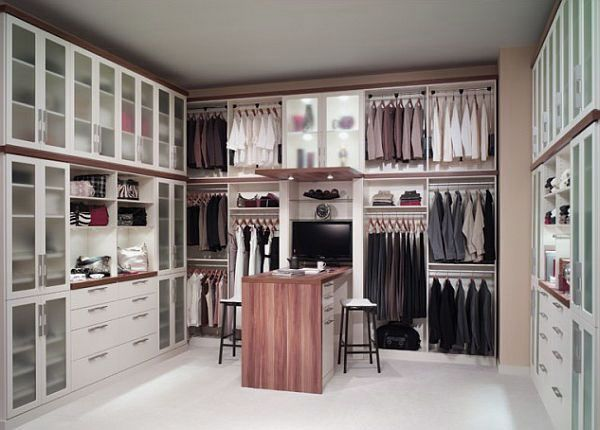 Living Room Closet Design Custom Fascinating Master Closet Design Ideas With Relaxing Space  Home Decorating Inspiration
