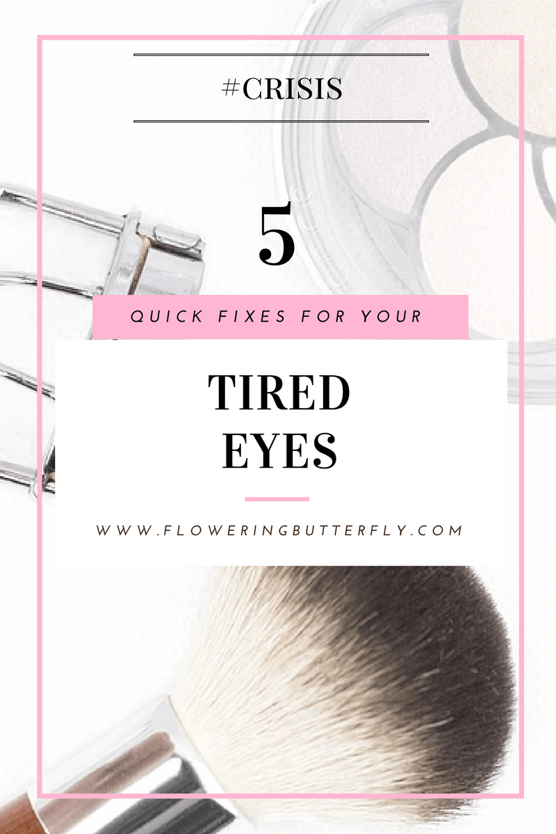 Quick Fix for Tired Eyes (With images) Tired eyes