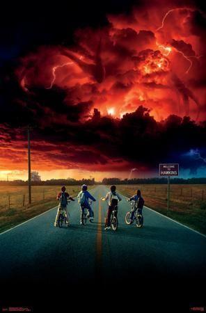 'Stranger Things 2 - Key Art' Posters - | AllPosters.com