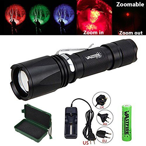 Blood Tracking Light Impressive Blood Tracker Light Multi Color Hunting Flashlight 500 Lumens Red Review