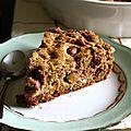 Voici un gâteau de saison, gourmand et surtout très goûteux. Peu gras et peu sucré, il est idéal pour le petit déjeuner ou le goûter mais...