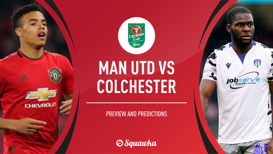 Manchester United Vs Colchester Carabao Cup Highlights Full Match If You Missed The Match Socc In 2020 Manchester United Team Man Utd Tickets Manchester United Players