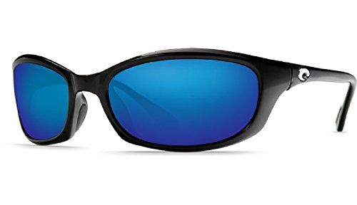 ea68902517 Costa Del Mar Harpoon 580G Shiny BlackBlue Mirror Polarized Lens 60mm  Sunglasses     Check out this great product.