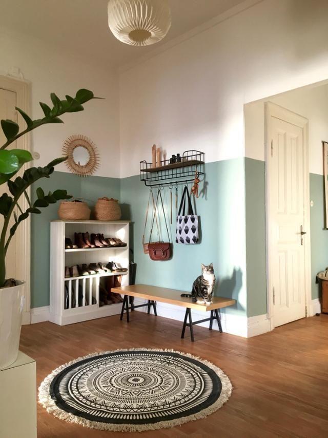 Happy Caturday 😸 🙌🏻 #myhome #altbau #cat #flur | Interiors ...
