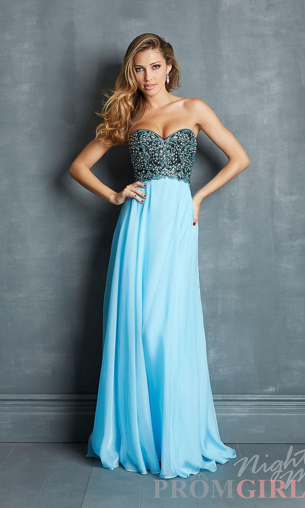 Strapless night moves prom dress fashion pinterest night moves