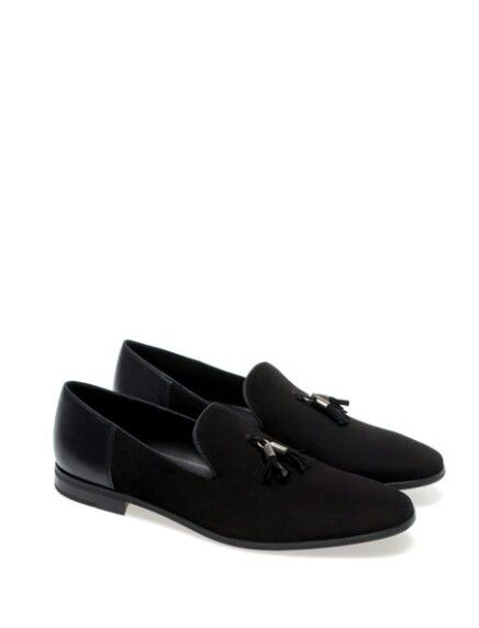 c846beab Zara - men | Pinterest closet | Shoes, Suede shoes, Mens shoes boots