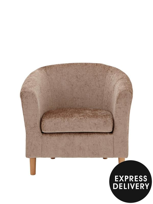 Josie Plain Fabric Tub Chair   very.co.uk   Kitchens   Pinterest ...
