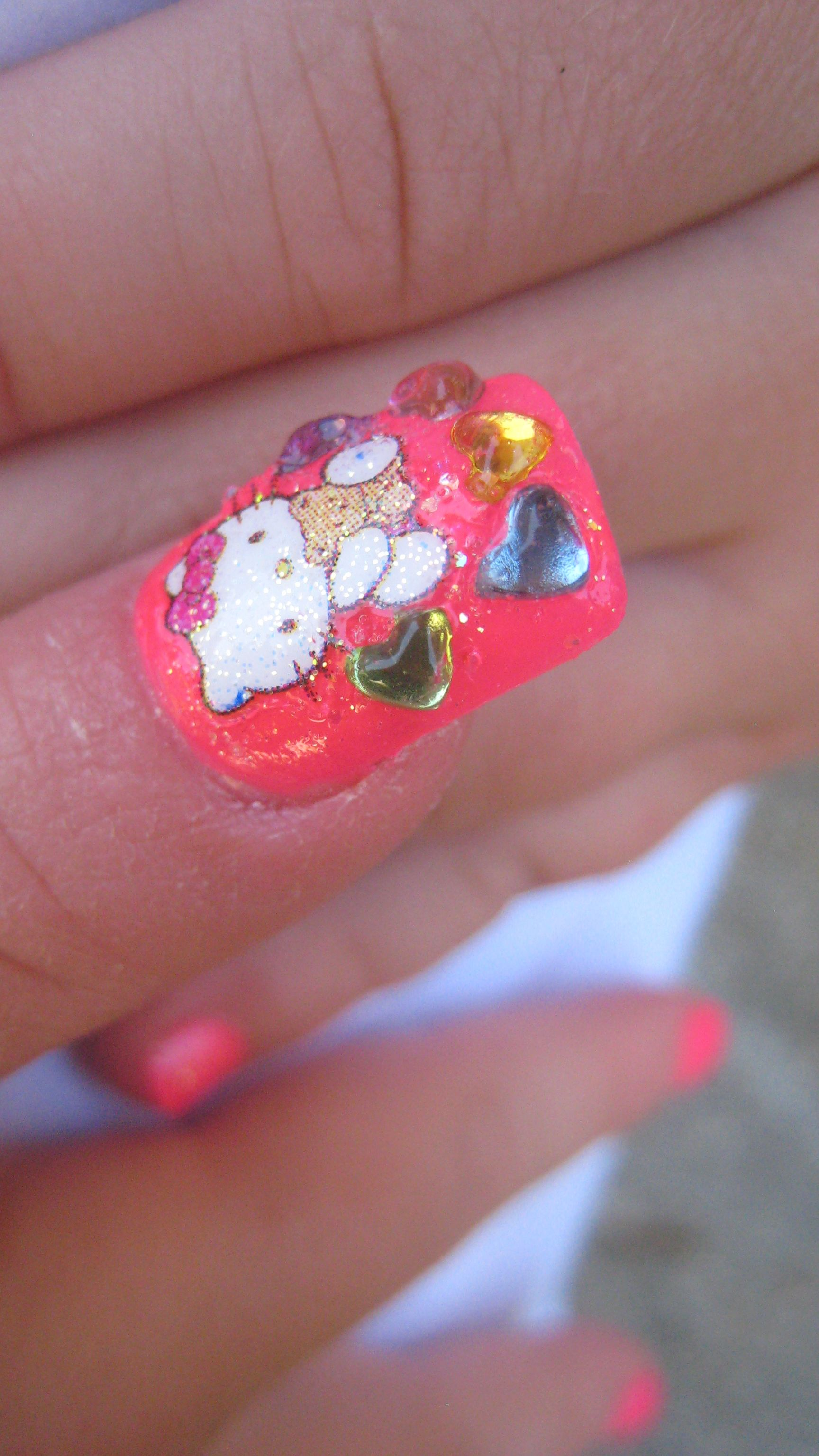 going down in style | Nail tech