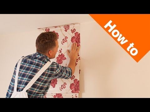 How To Hang Wallpaper Part 2 Hanging How To Hang Wallpaper How To Install Wallpaper Wallpaper
