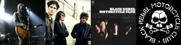 Black Rebel Motorcycle Club, giving you something to like about San Francisco since 1998....