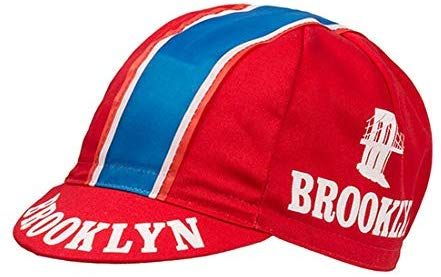 Apis Cappellino Ciclismo Team Vintage Brooklyn Rosso Cycling cap HOSTED BY  PRO  Line  Amazon 4684a5c2b7f8