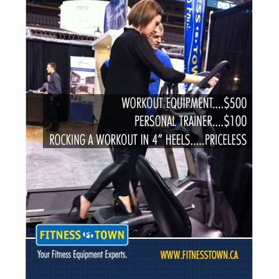 Girl in heels2 | Motivational images, Fitness motivation ...