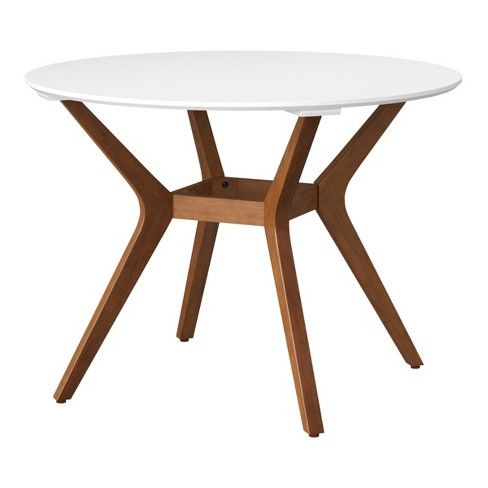 Emmond Mid Century 42 Round Dining Table Project 62 Round