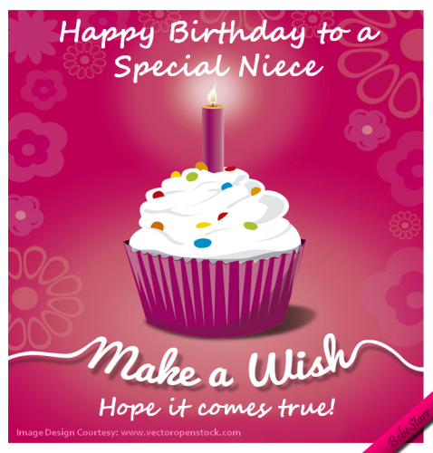 Birthday Ecard For A Special Niece 123greetings Profile Bebestarr SavvySocialCrew