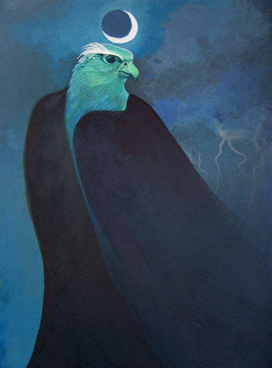 """falcon""   yanadhyana on deviantART"